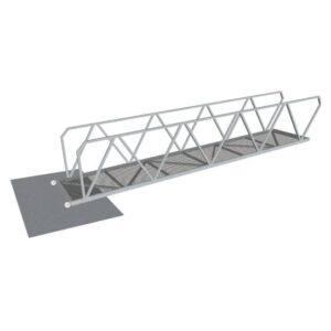 Metal gangway & bridges
