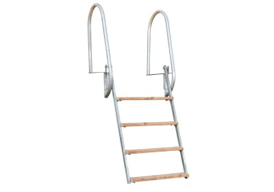Hot_dip_galvanized_ladder